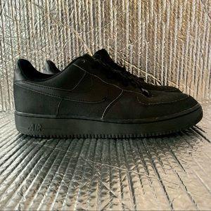 Nike Air Force 1 One AF1 '82 Tuff Tech Black/Black 488298-076 Men's Size 11
